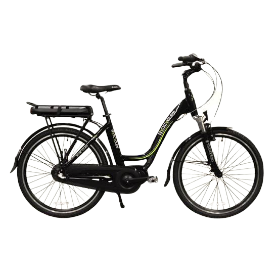 Byocycles Zest Plus Electric Step Through Bike - ElectricRider