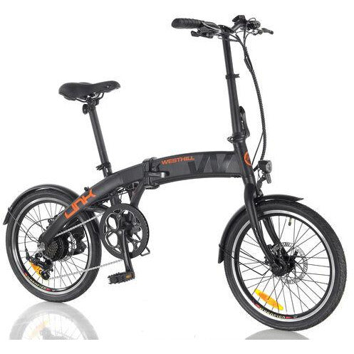 Westhill Link Folding Electric City Bike - ElectricRider