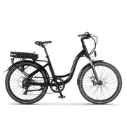 "WISPER 705 STEP-THROUGH ELECTRIC BIKE 26"" 2021 - ElectricRider"