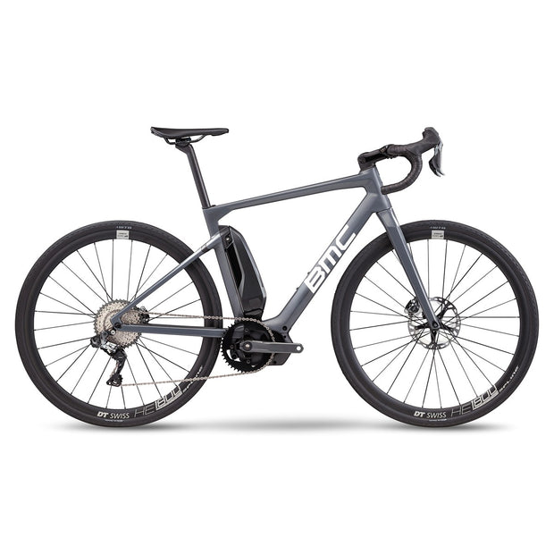 BMC ALPENCHALLENGE AMP SPORT ONE DB HYBRID BIKE 2021 - Electric Rider™