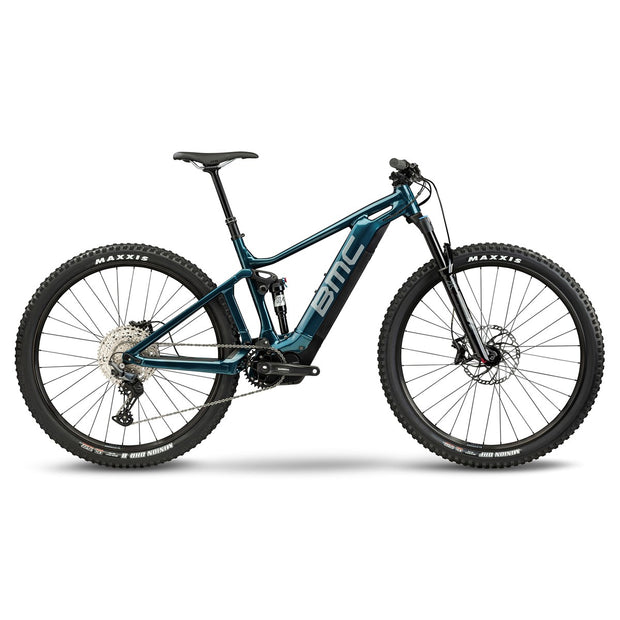 BMC SPEEDFOX AMP AL THREE MTB BIKE 2021 - Electric Rider™