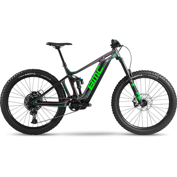 BMC TRAILFOX AMP SX TWO S NX EAGLE MIX E8000 AMP BIKE 2021 - Electric Rider™