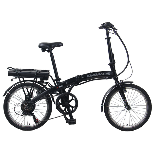 Dawes Curve 36V Electric Bike 2020 - Electric Rider™