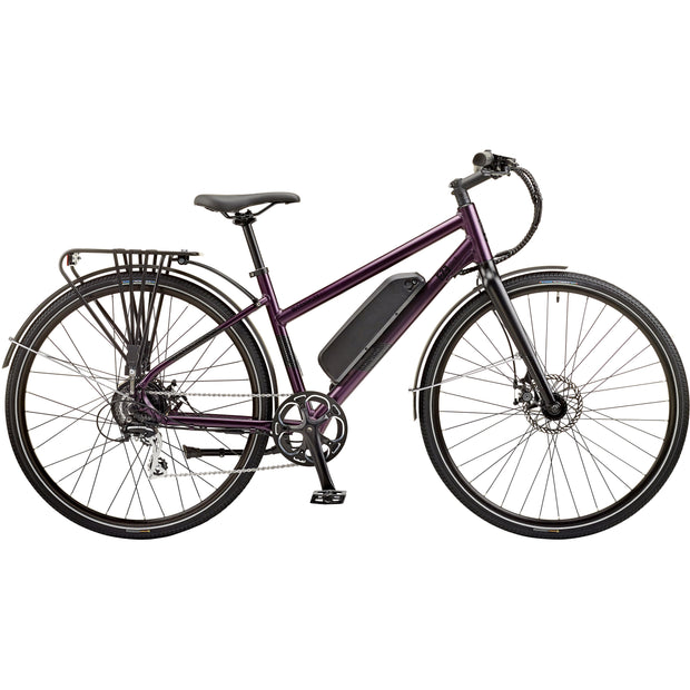 EZEGO Commute EX Ladies Electric Bike 2020 - ElectricRider
