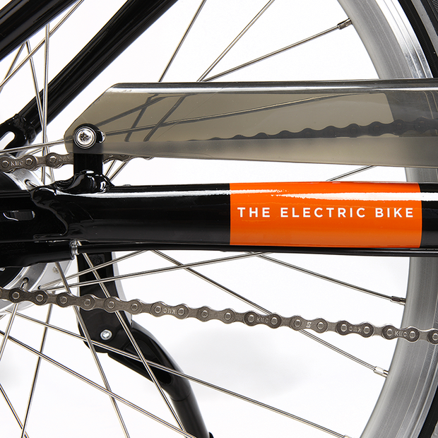 Emu Step Through 250W Electric City Bike 2020 (+Free Gift) - ElectricRider