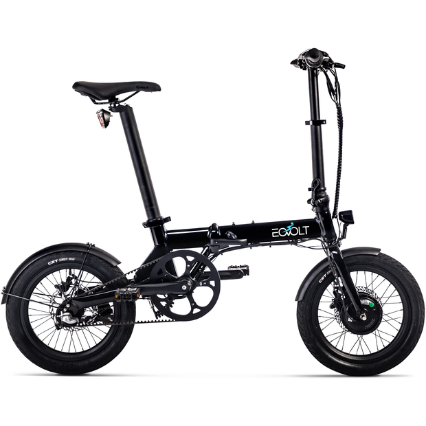 "EOVOLT City X 16"" 250W Electric City Folding Bike 2021 - Electric Rider™"