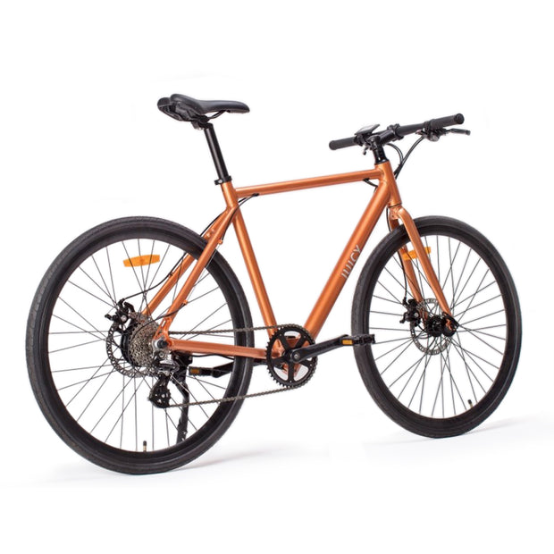 Juicy Bike Ticket Commuter 250w Electric Road Bike - Electric Rider™