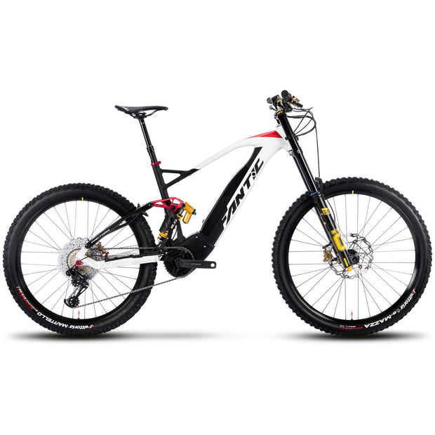 Fantic Downhill Integra XXF Electric Bike 2021 - Electric Rider™