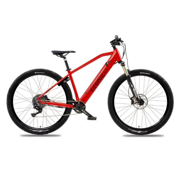 Econic One Cross-Country eMTB 250W Electric Mountain Bike 2020 - ElectricRider