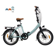 Juicy Bike Compact Plus Folding 250w Electric Road Bike - ElectricRider