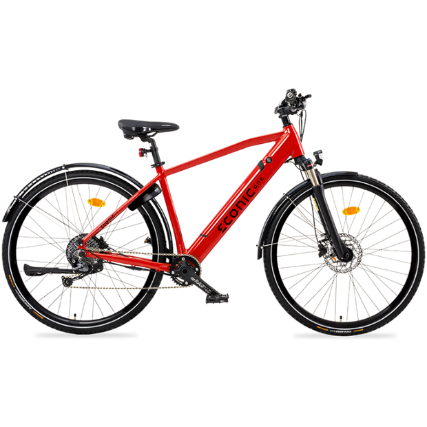 Econic One Smart Urban Electric Crossbar Bike 2020 - Electric Rider™