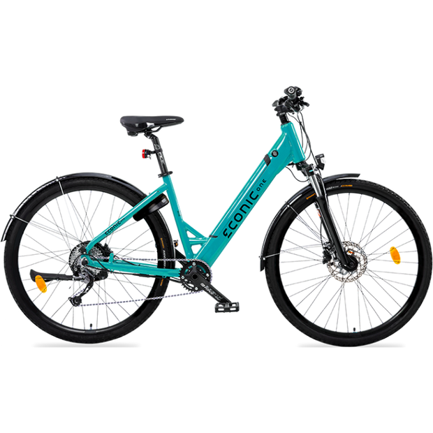 Econic One Smart Urban Electric Step Through Bike 2020 - ElectricRider