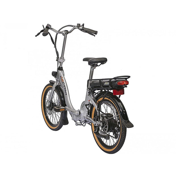 Lectro Easy Step Folding 36Volt 250w 7 Speed Electric Bike - Electric Rider™