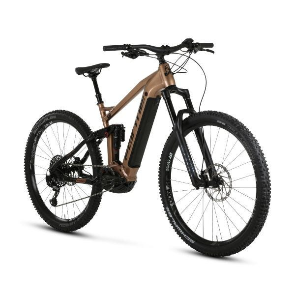 Forme Black Rocks Pro FSE e-MTB Mountain Electric Bike - ElectricRider