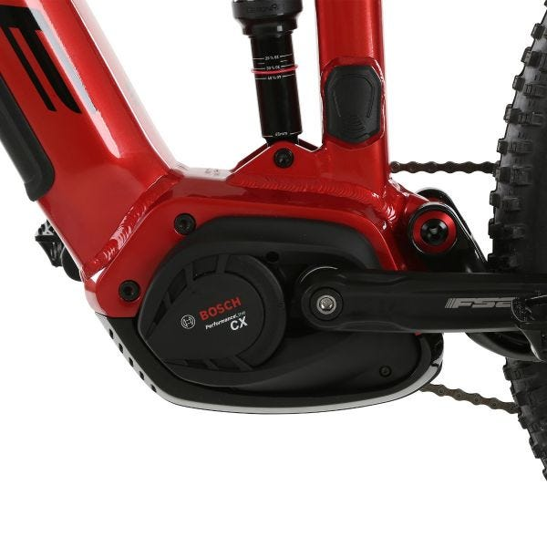 "Forme Black Rocks FSE Red/Black 29"" E-Bike - ElectricRider"