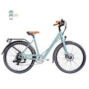 Juicy Bike Lift Dutch Style Step Through 250w City Electric Bike 2020 - ElectricRider