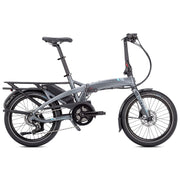 Tern Vektron P7i Folding Electric Bike Gunmetal - ElectricRider