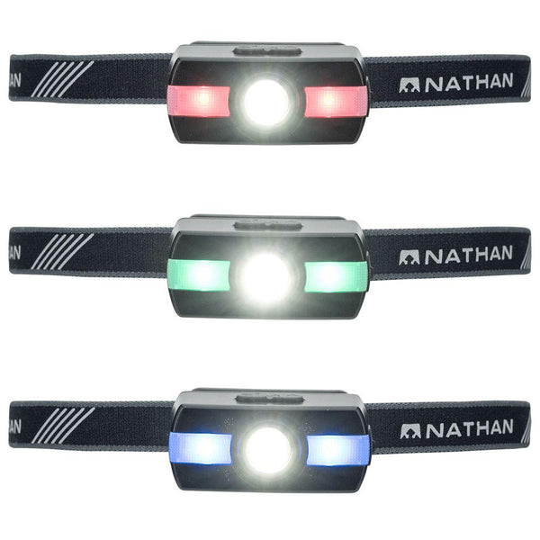 Nathan Neutron Fire RX Headlamp - Gear