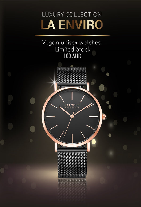 Vegan Watches: New Cruelty-Free Accessories