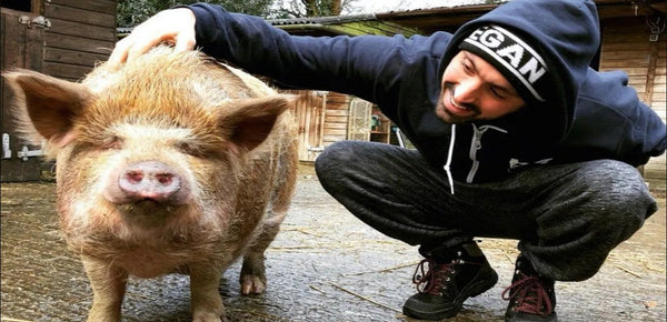 Joey Carbstrong: A Vegan Activist Who Turned From A Criminal To A Vegan