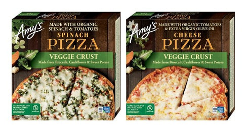 Amy's Kitchen Frozen Pizzas