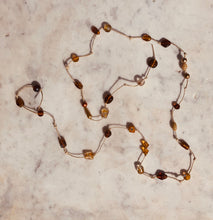 Load image into Gallery viewer, Multi-way Necklace in Amber