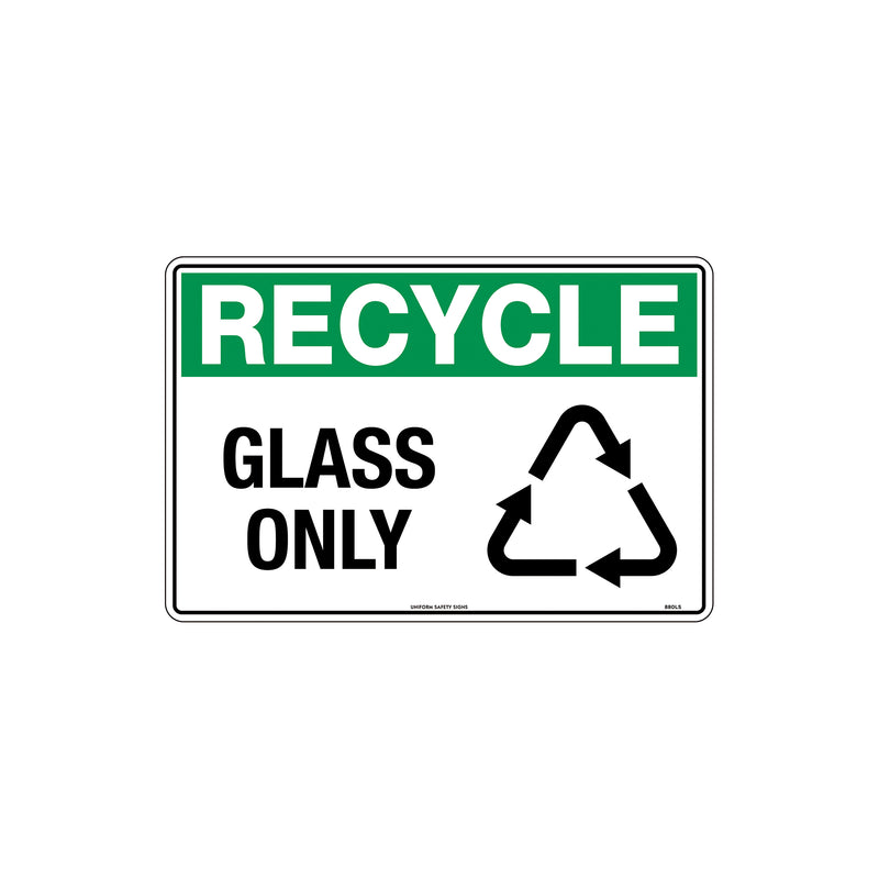 Recycle Glass Only