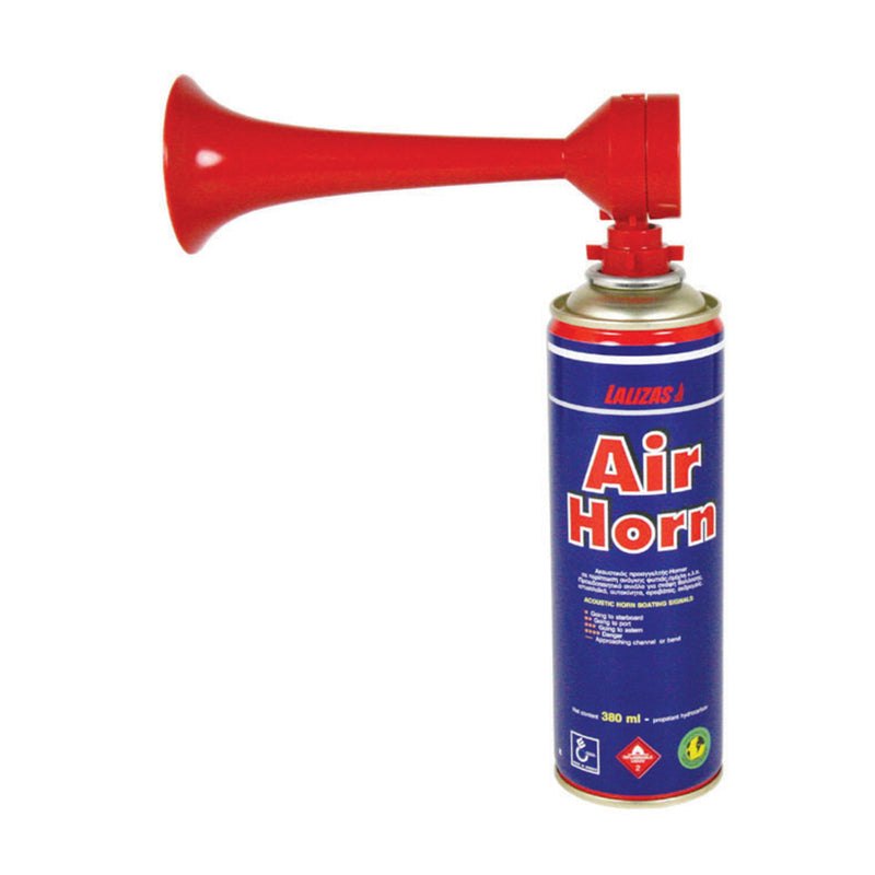 Disposable Air Horn - Canister Only (No Horn)