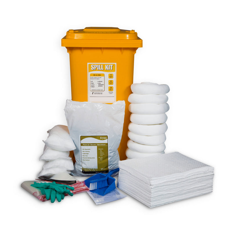 Spill Kit, TechSorb Oil/Fuel