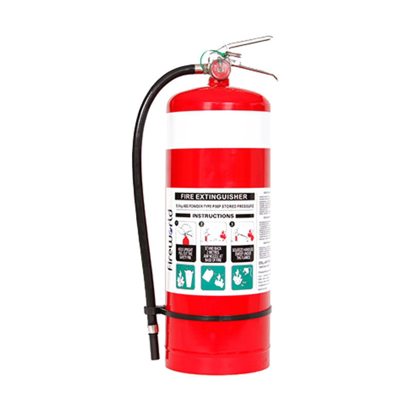 Fire Extinguisher, ABE Dry Powder