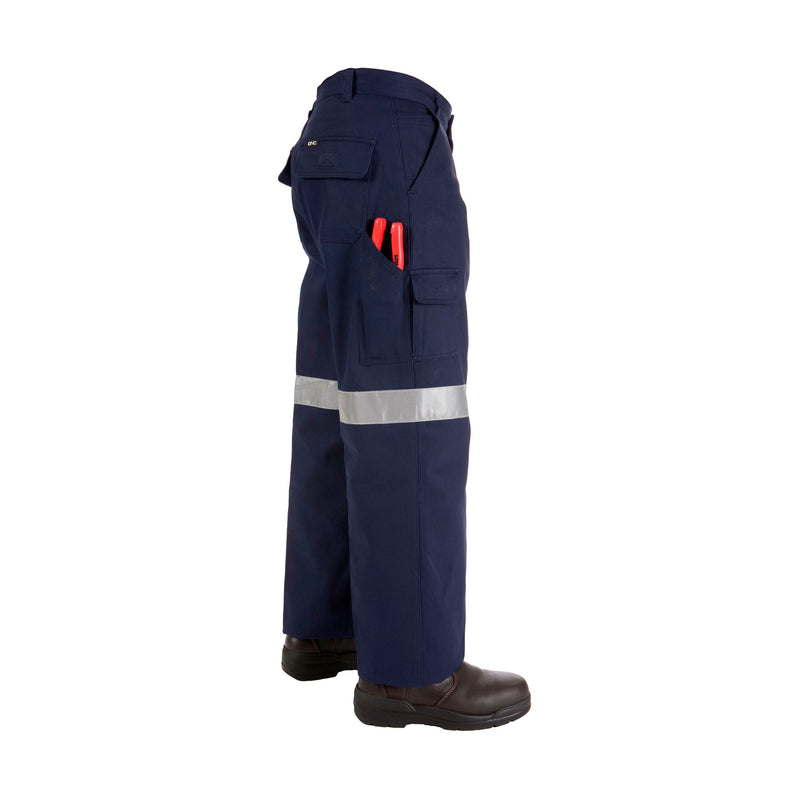Flame Retardant Trousers with Reflective Tape