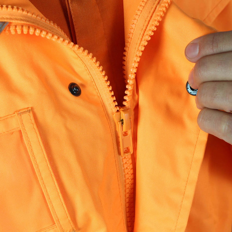 VIC Rail Wet Weather Jacket, MONSOON