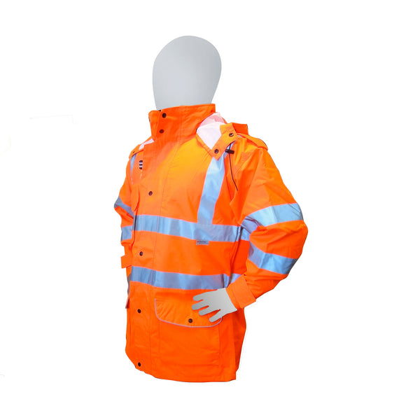 MONSOON Vic Rail Wet Weather Jacket