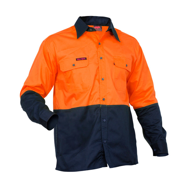 Cotton Drill Shirt - Lightweight