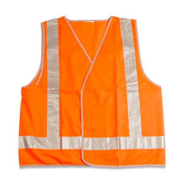 Safety Vest with Tape