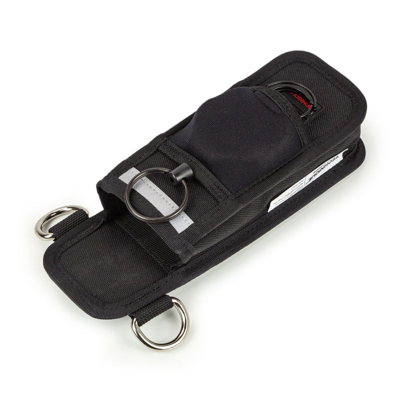 Retractable Single Tool Holster With Auto-Lock
