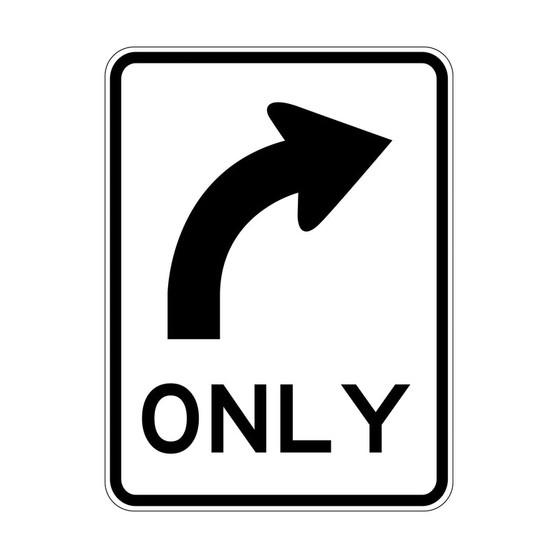 (Arrow Up and Right) Only