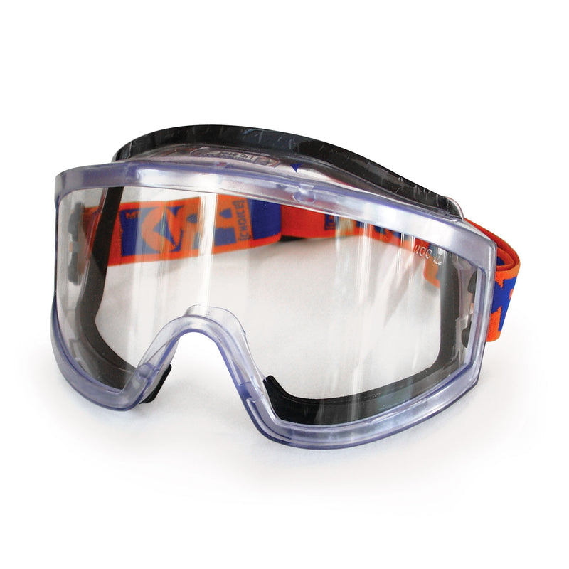 Safety Goggles with Silicone Liner