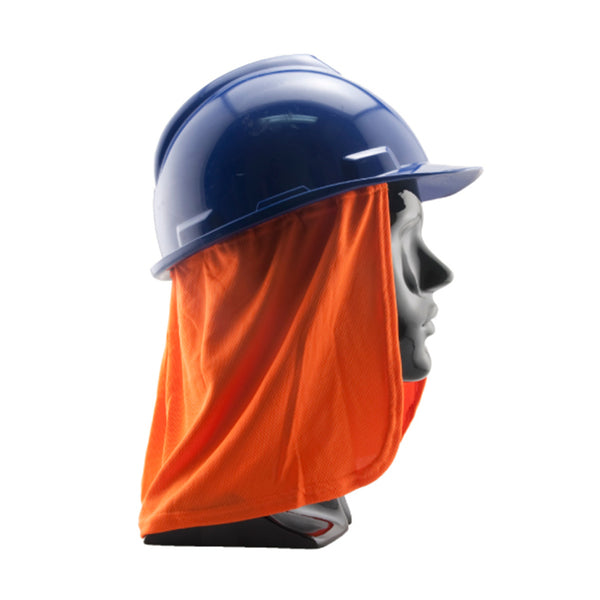 UV Hard Hat Neck Guard Attachment