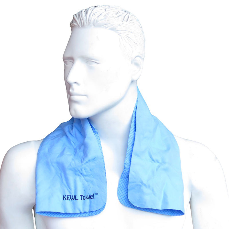 KEWL TOWEL, Evaporative Cooling