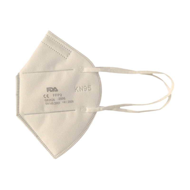 Dust Mask - N95 CE Certified P2 Flat-fold Face Mask / 10-Pack