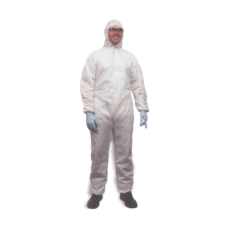 Disposable Coveralls, Guardall Microporous Class 5/Class 6