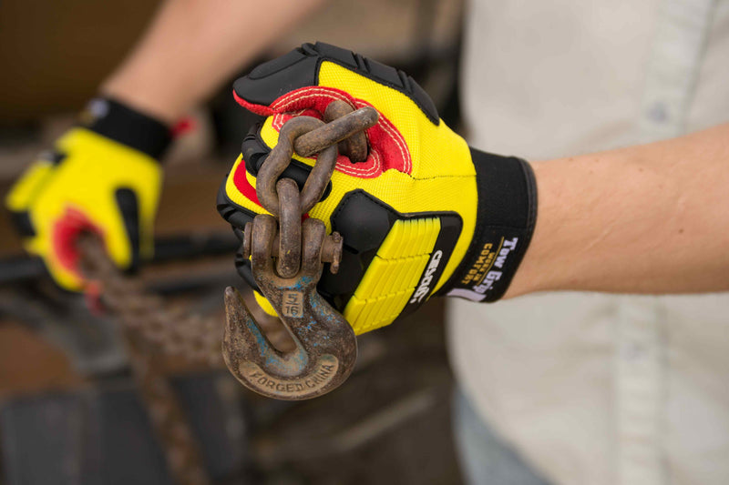Cestus Tow Grip Hexx Safety Glove