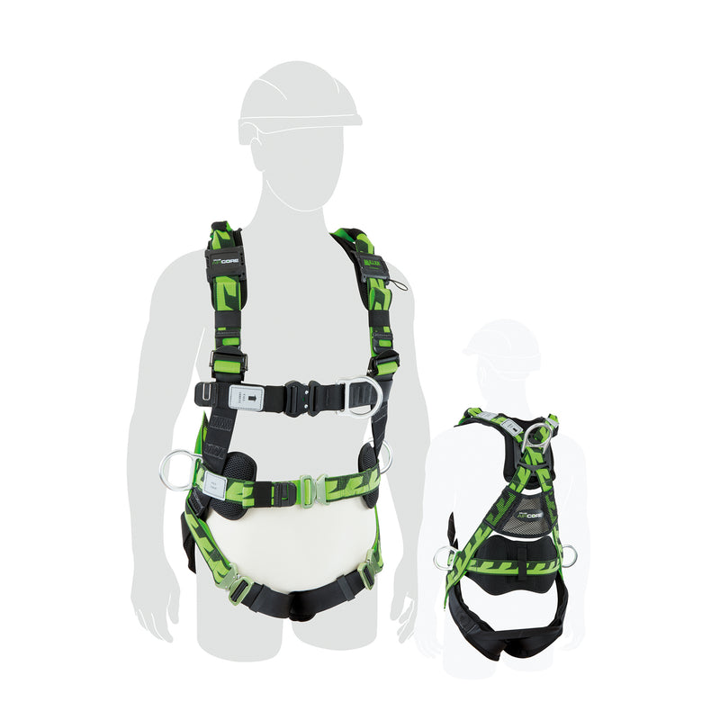 AirCore Riggers Harness