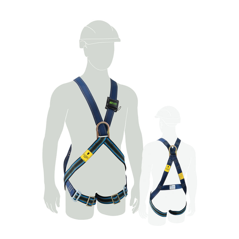 Roof Worker Hybrid Harness two point Medium-Large
