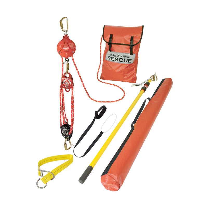 QuickPick Rescue Kit - 15M