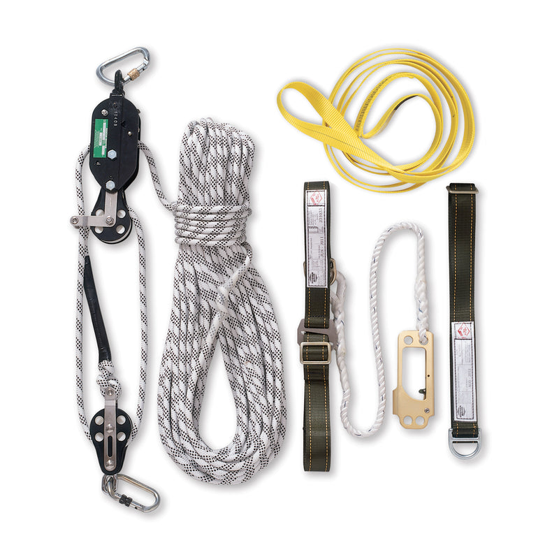 15M Rescue Master complete kit