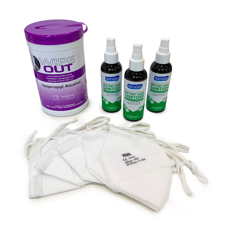 COVID-19 Safety Kit