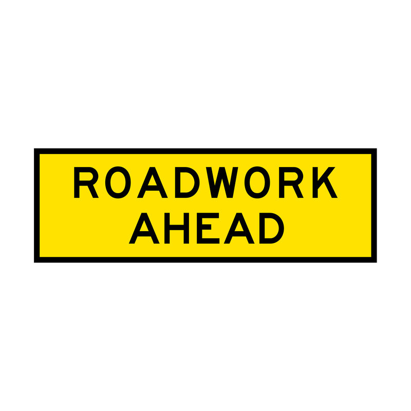 Roadwork Ahead