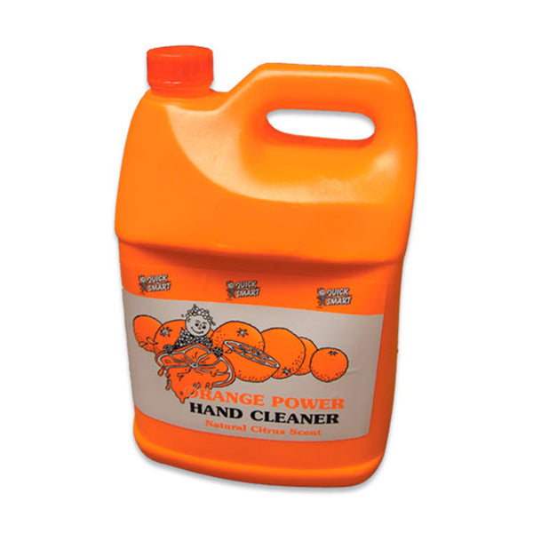 Orange Power Heavy Duty Hand Cleanser with Pump